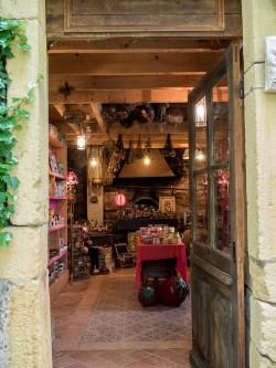 Boutique de poteries